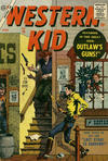 Cover for Western Kid (Marvel, 1954 series) #16