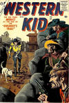 Cover for Western Kid (Marvel, 1954 series) #17