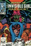 Cover for What If? (Marvel, 1977 series) #42 [Direct Edition]