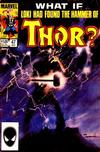 Cover for What If? (Marvel, 1977 series) #47 [Direct]