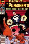 Cover Thumbnail for What If...? (1989 series) #10 [Newsstand]