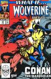 Cover for What If...? (Marvel, 1989 series) #16 [Direct]