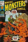 Cover for Where Monsters Dwell (Marvel, 1970 series) #8