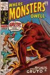 Cover for Where Monsters Dwell (Marvel, 1970 series) #11