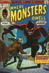 Cover for Where Monsters Dwell (Marvel, 1970 series) #31
