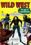 Cover for Wild West (Marvel, 1948 series) #1