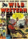 Cover for Wild Western (Marvel, 1948 series) #19