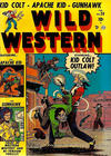 Cover for Wild Western (Marvel, 1948 series) #20