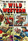 Cover for Wild Western (Marvel, 1948 series) #35