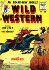 Cover for Wild Western (Marvel, 1948 series) #44