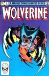 Cover for Wolverine (Marvel, 1982 series) #2 [Direct]