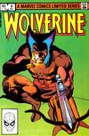 Cover for Wolverine (Marvel, 1982 series) #4