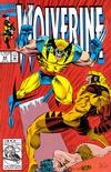 Cover for Wolverine (Marvel, 1988 series) #64 [Direct Edition]