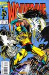 Cover for Wolverine (Marvel, 1988 series) #73 [Direct Edition]