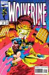 Cover for Wolverine (Marvel, 1988 series) #74 [Direct Edition]