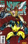 Cover for Wolverine (Marvel, 1988 series) #76 [Direct Edition]