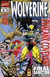 Cover for Wolverine (Marvel, 1988 series) #85 [Foil Enhanced Cover]