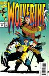 Cover for Wolverine (Marvel, 1988 series) #86 [Direct Edition]