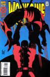 Cover for Wolverine (Marvel, 1988 series) #88 [Deluxe Edition]