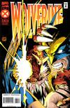 Cover for Wolverine (Marvel, 1988 series) #89 [Deluxe Edition]