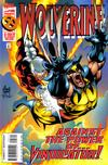 Cover for Wolverine (Marvel, 1988 series) #95 [Direct Edition]