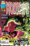Cover for Wolverine (Marvel, 1988 series) #101 [Direct Edition]