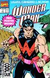 Cover for Wonder Man (Marvel, 1991 series) #1 [Direct Edition]