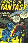 Cover for World of Fantasy (Marvel, 1956 series) #17