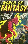Cover for World of Fantasy (Marvel, 1956 series) #19