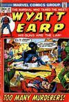 Cover for Wyatt Earp (Marvel, 1972 series) #31