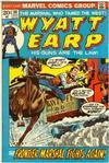 Cover for Wyatt Earp (Marvel, 1972 series) #30