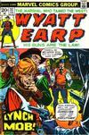 Cover for Wyatt Earp (Marvel, 1972 series) #32