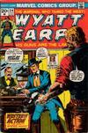 Cover for Wyatt Earp (Marvel, 1972 series) #34