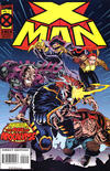 Cover for X-Man (Marvel, 1995 series) #2 [Direct Edition]