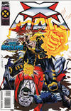 Cover for X-Man (Marvel, 1995 series) #4 [Direct Edition]