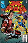 Cover for X-Man (Marvel, 1995 series) #6 [Direct Edition]