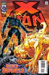 Cover for X-Man (Marvel, 1995 series) #10 [Direct Edition]