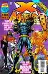 Cover for X-Man (Marvel, 1995 series) #15 [Direct Edition]