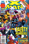 Cover for X-Man (Marvel, 1995 series) #18 [Direct Edition]