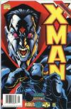 Cover for X-Man (Marvel, 1995 series) #19 [Newsstand]