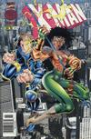 Cover for X-Man (Marvel, 1995 series) #21 [Australian]