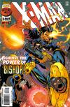 Cover for X-Man (Marvel, 1995 series) #23 [Direct Edition]