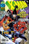 Cover for X-Man (Marvel, 1995 series) #24 [Direct Edition]