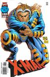 Cover for X-Man (Marvel, 1995 series) #26 [Direct Edition]