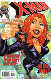 Cover for X-Man (Marvel, 1995 series) #41 [Direct Edition]