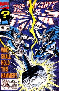Cover Thumbnail for Thor (Marvel, 1966 series) #459 [Direct]