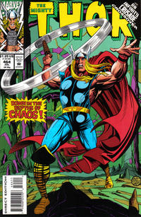 Cover Thumbnail for Thor (Marvel, 1966 series) #464