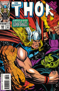 Cover Thumbnail for Thor (Marvel, 1966 series) #465
