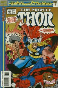 Cover Thumbnail for Thor (Marvel, 1966 series) #469
