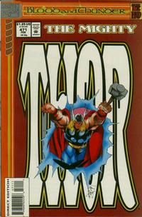 Cover Thumbnail for Thor (Marvel, 1966 series) #471 [Direct Edition]